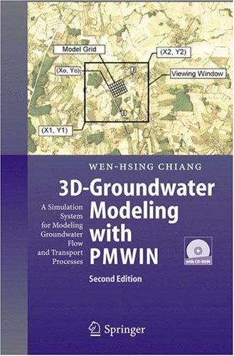 3D Groundwater Modeling with PMWIN, 2nd Edition.